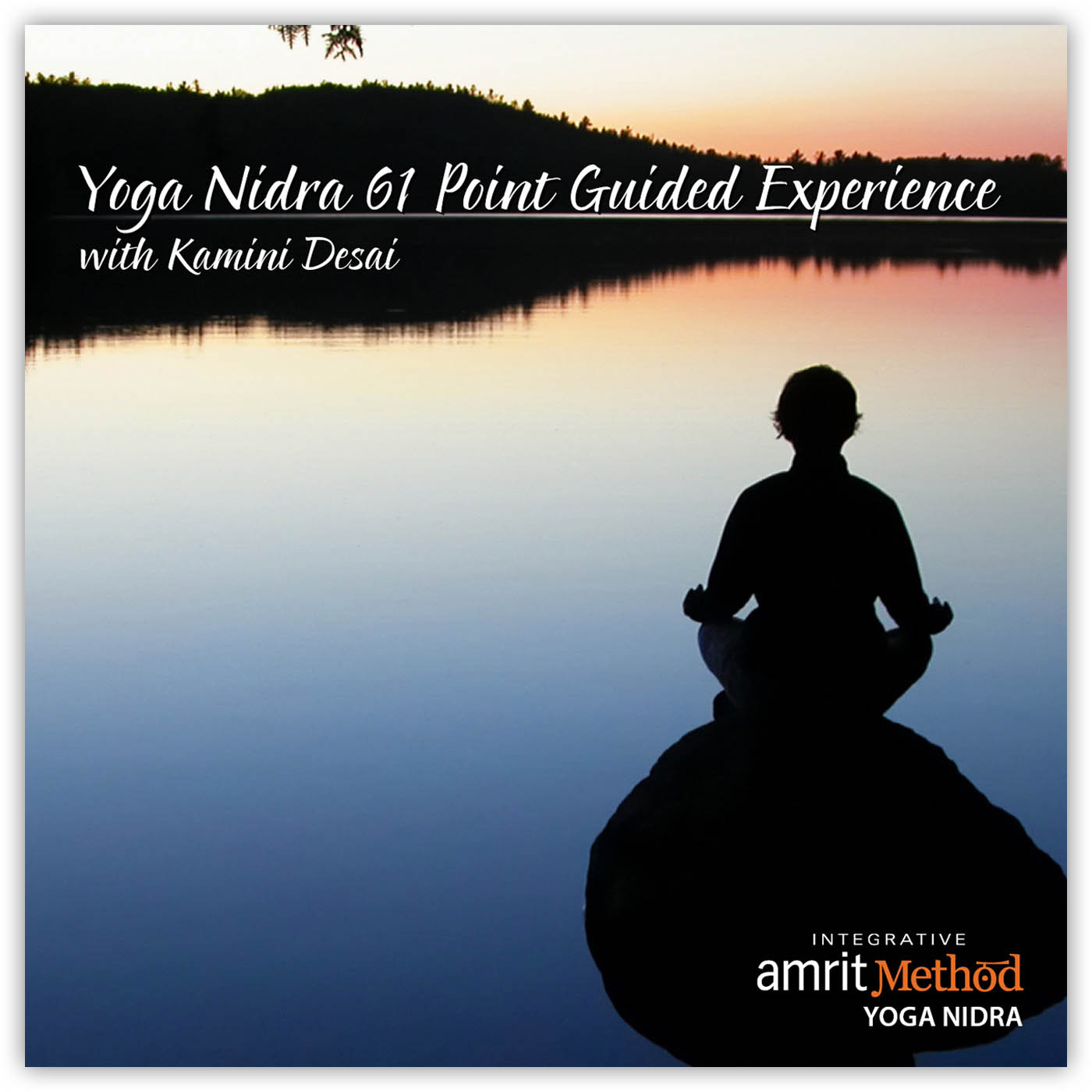 Yoga Nidra 61 Point Guided Experience With Kamini Desai PhD CD Or Digital Download