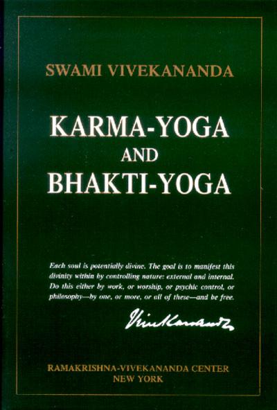 Karma Yoga And Bhakti By Swami Vivekananda Paperback Book