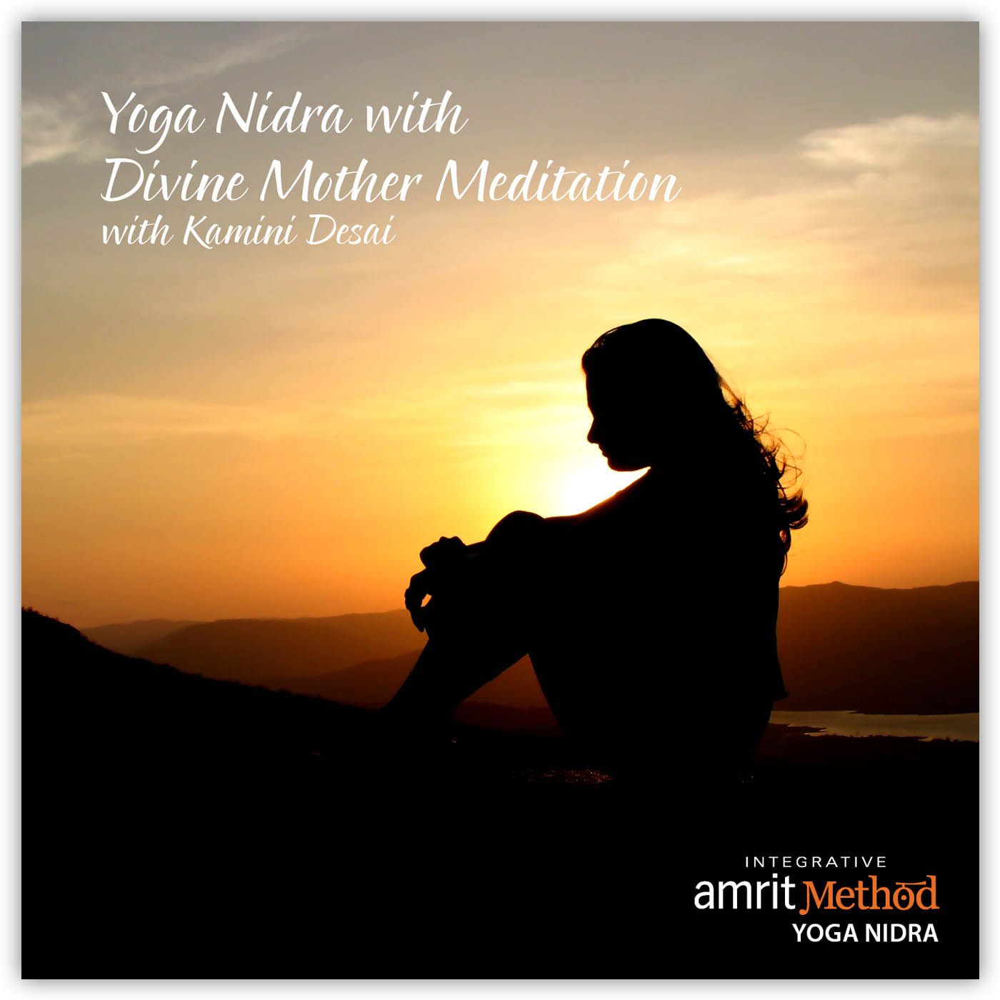 Yoga Nidra With Divine Mother Meditation Kamini Desai PhD CD Or Digital Download